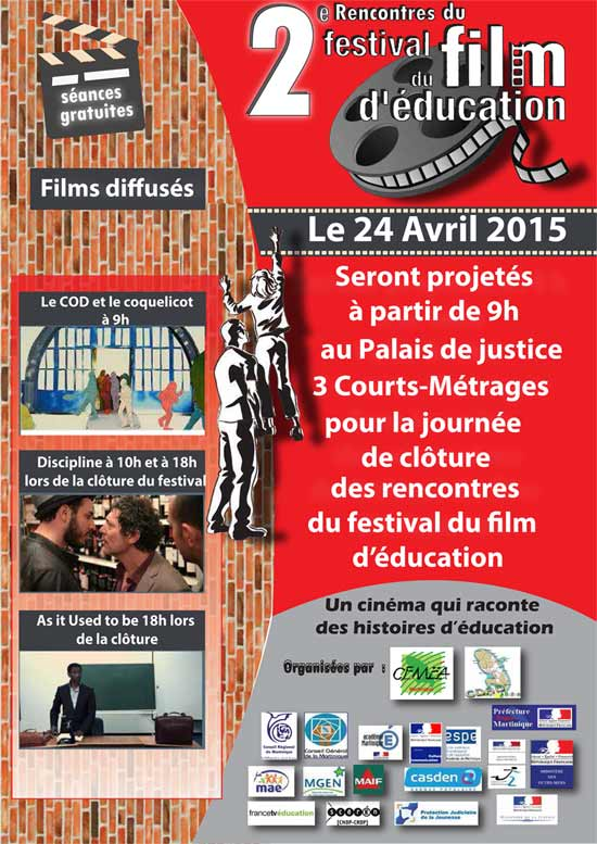 Festival du  Film d'education-cloture